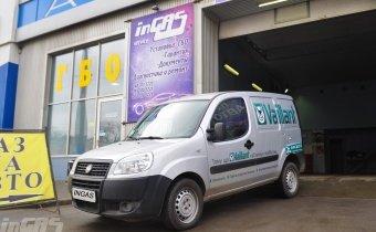 FIAT DOBLO 1.4 2012 г. в.