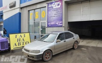 HONDA CIVIC 1.4 2001 г. в.