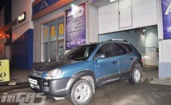 HYUNDAI TUCSON 2.0 2006 г. в.