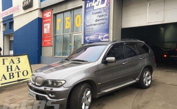 BMW X5 3.0 2004 г. в.