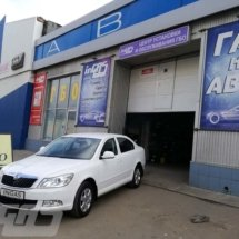 SKODA OCTAVIA 1.6 2012 г. в.