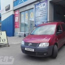 VOLKSWAGEN CADDY 1.4 2008