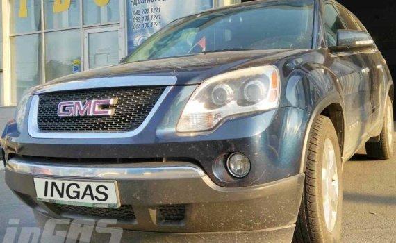 GMC ACADIA 3.6 2007 г. в.