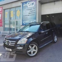 MERCEDES BENZ GL 550 5.5 2007 г. в.
