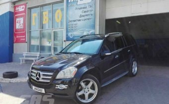 MERCEDES-BENZ GL 550 5.5 2007 г. в.