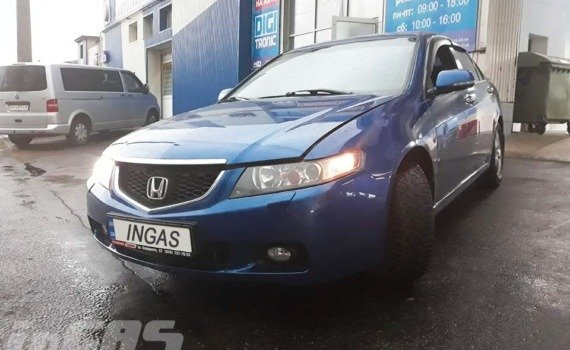HONDA ACCORD 2.0 2004 г. в.