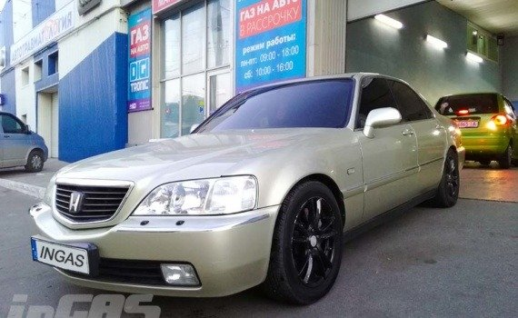 HONDA LEGEND 3.5 2013 г. в.