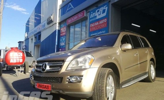 MERCEDES-BENZ GL 450 4.7 2007 г. в.