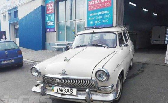 ГАЗ 21 Волга 2.4 1968 г. в.