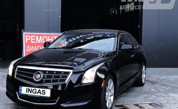 CADILLAC ATS 2.5 Direct 2013 г. в.