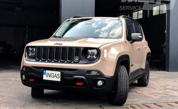 JEEP RENEGADE 2.4 2017 г. в.